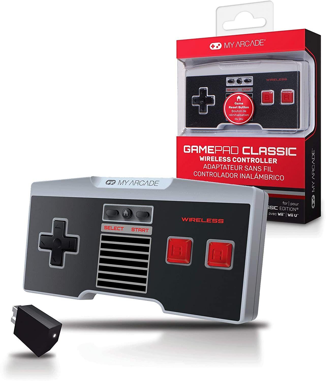 Amazon: control inalámbrico para el sistema de juegos NES Classic Edition