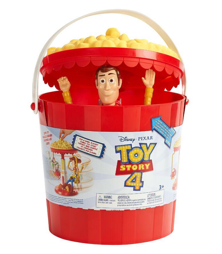 Palacio de hierro / Carrusel de palomitas Toy Story