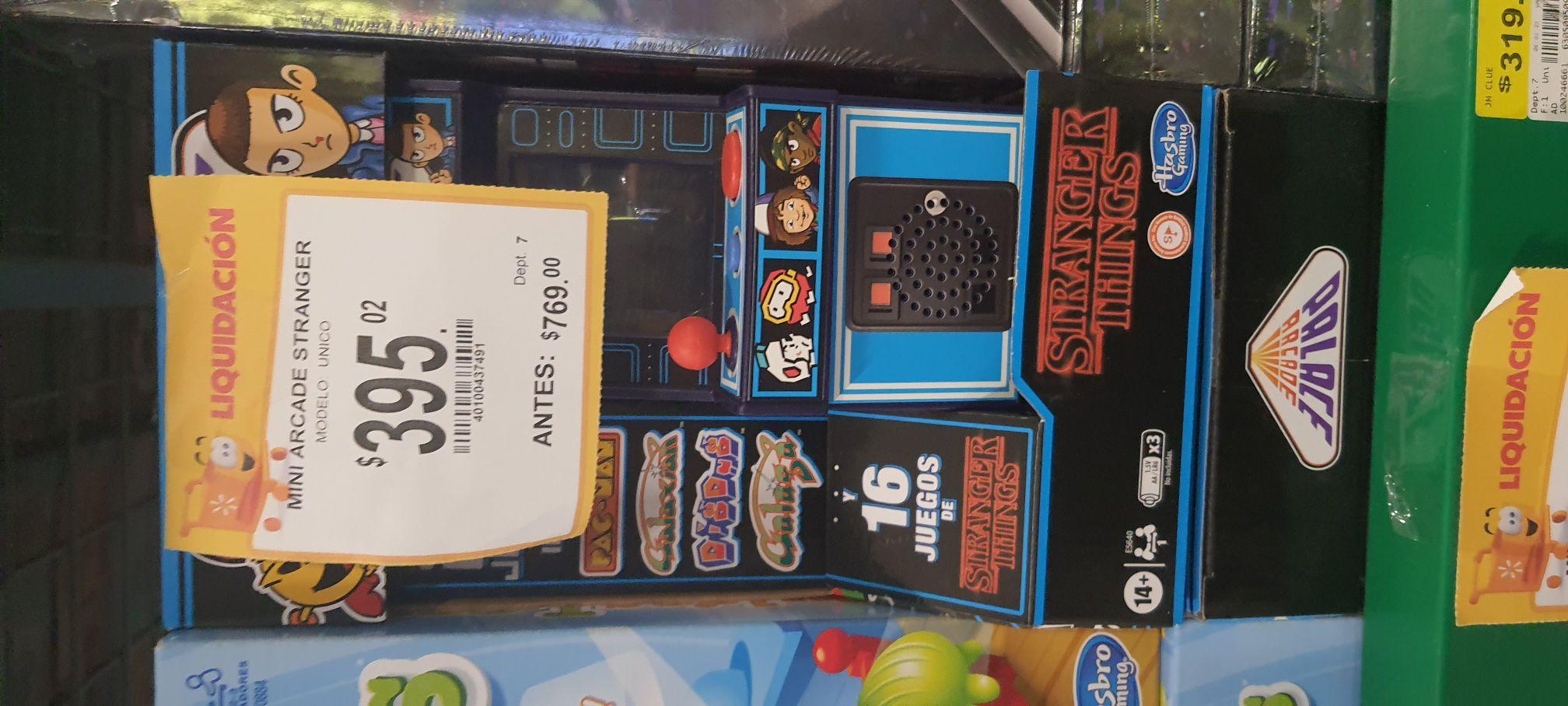 Walmart: Mini arcade Stranger Things