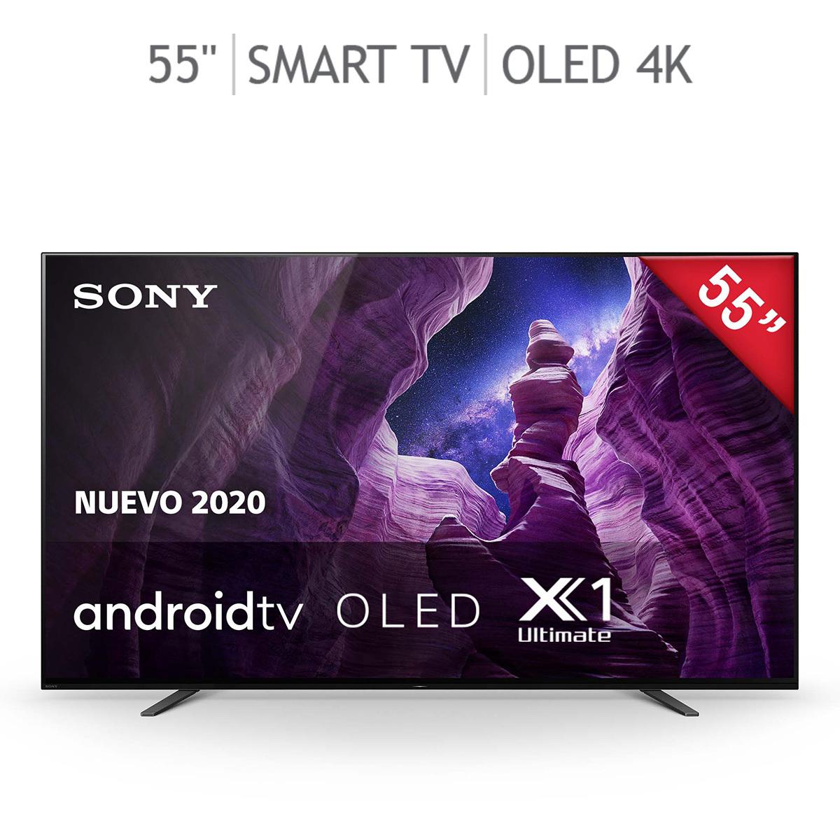 Costco - SONY OLED 2020 55 pulgadas XBR-55A8H