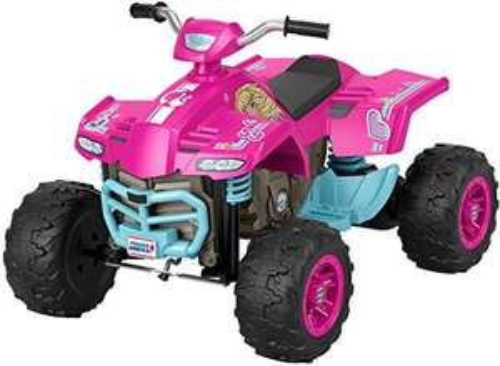 Amazon Power Wheels de Barbie