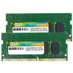 Amazon MX: 2 Memorias RAM de 4gb Silicon Power DDR4 2133Mhz a $216