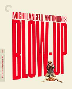 Amazon: Criterion Collection Bluray Blow Up