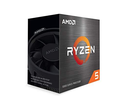 Amazon RYZEN 5 5600X, 3.7GHz, 6 Núcleos
