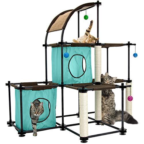 Amazon: condominio para Gatos / Casa para michis