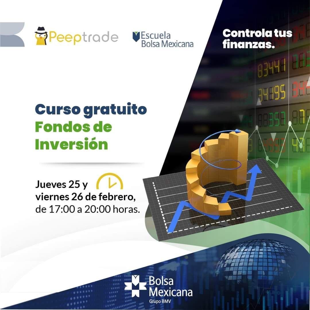 Curso Fondos de Inversión - Escuela Bolsa Mexicana