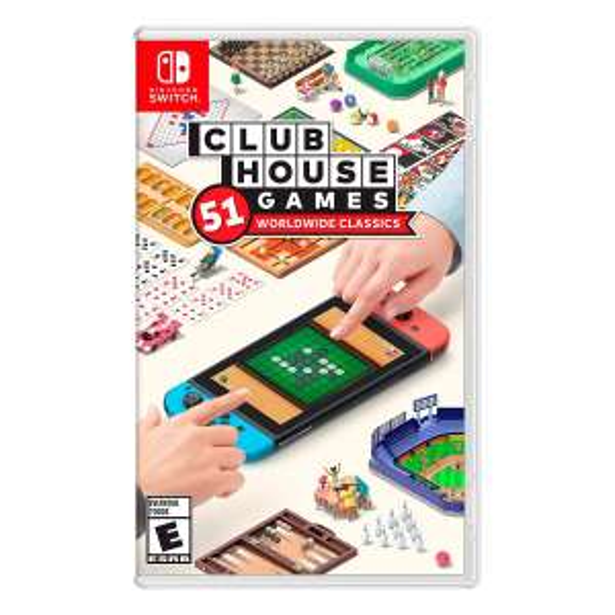Chedraui: Club house 51 games