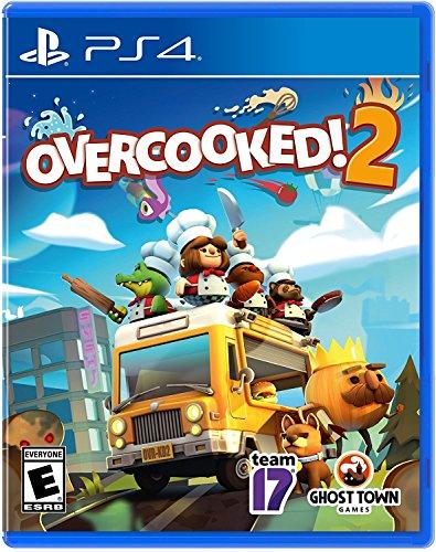Overcooked 2 PS4: Su Mejor Precio histórico en formato físico - Amazon