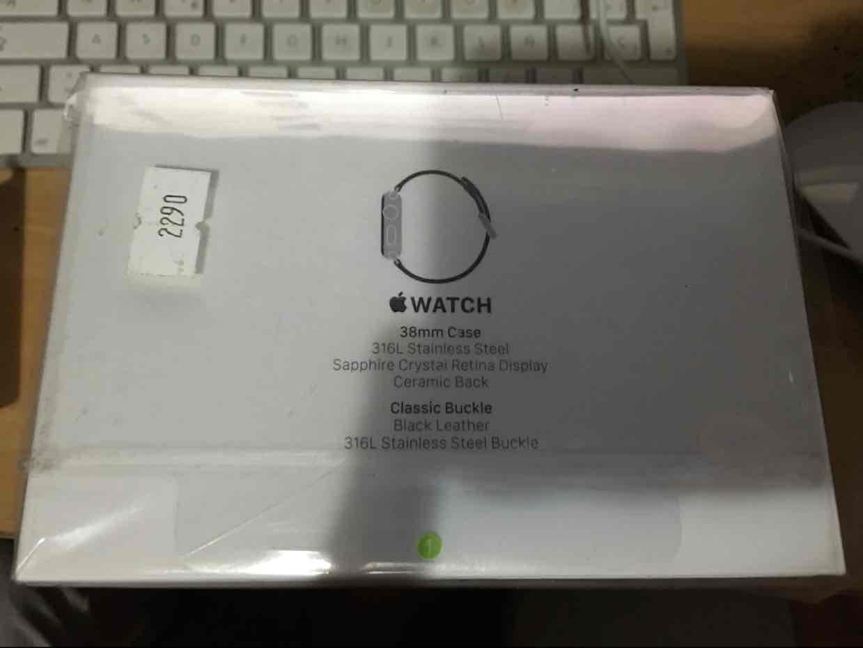 iShop Online y Física: Apple Watch de Acero Inoxidable más del %45 de descuento
