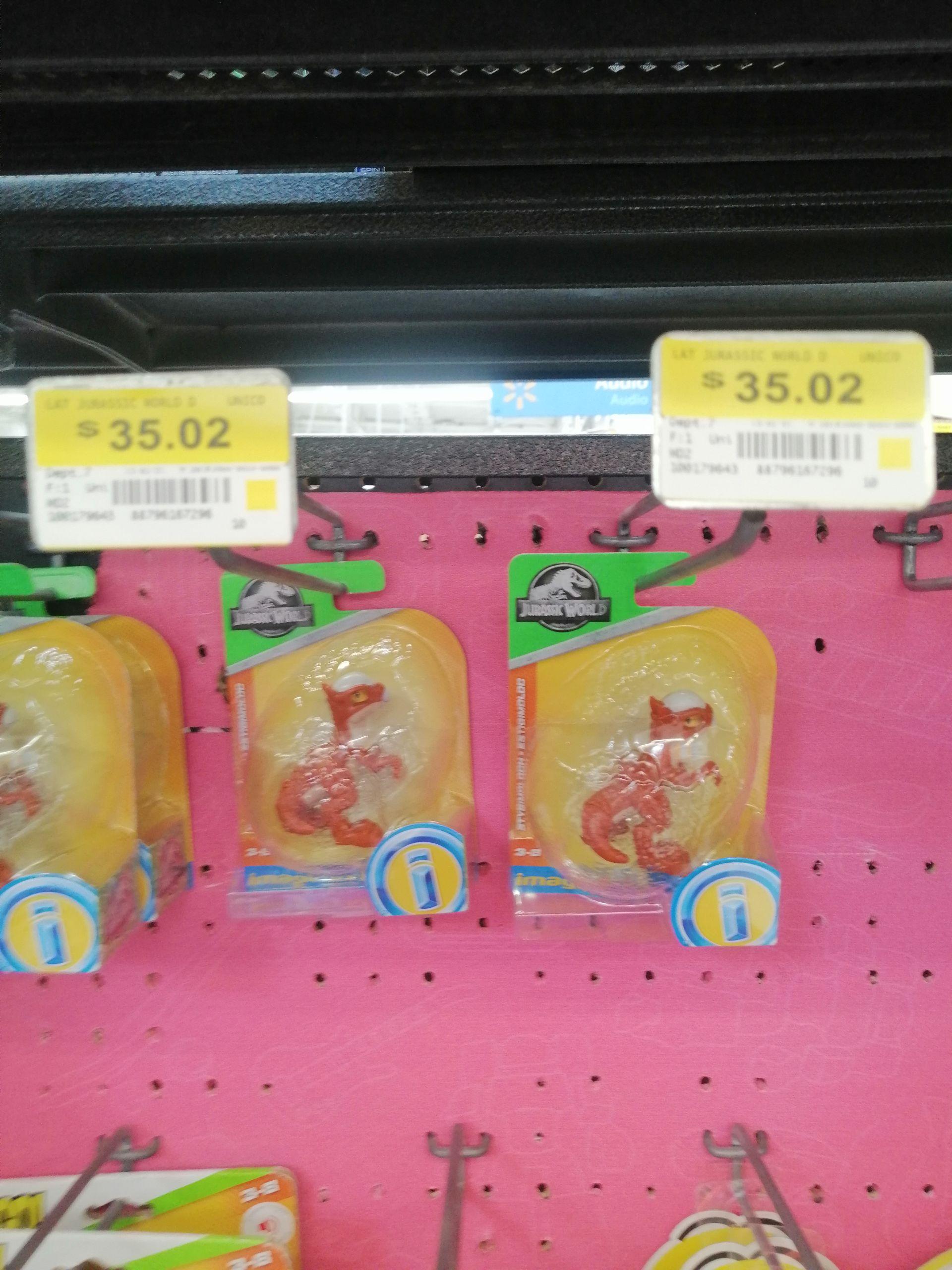 Walmart: Juguetes en liquidación