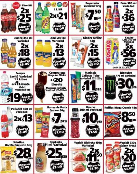 7 Eleven: 4x3 en cerveza Coors Light, 8x7 en León y más