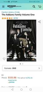Amazon: The Addams Family Volume One