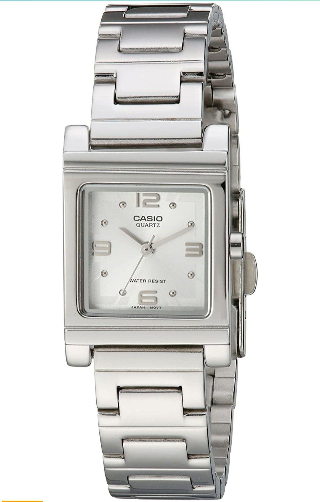 Amazon: Reloj Casio LTP1237D-7A