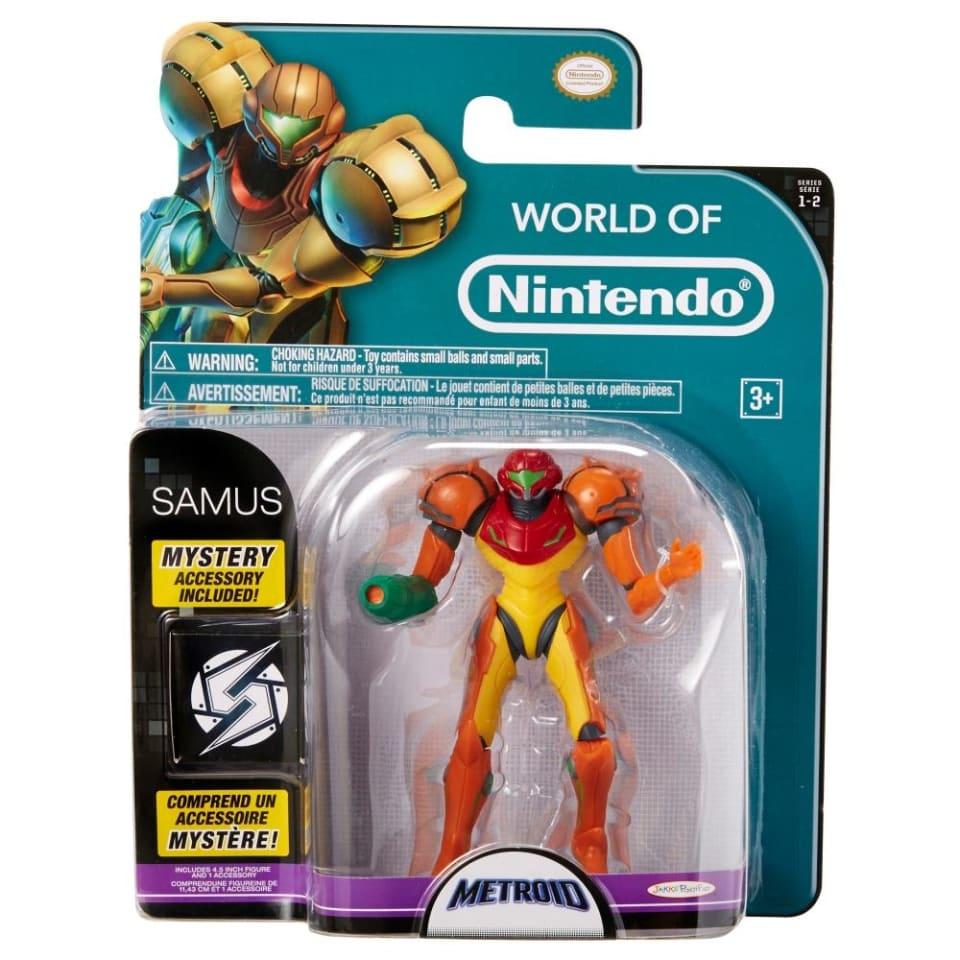 Walmart: Figuras World of Nintendo