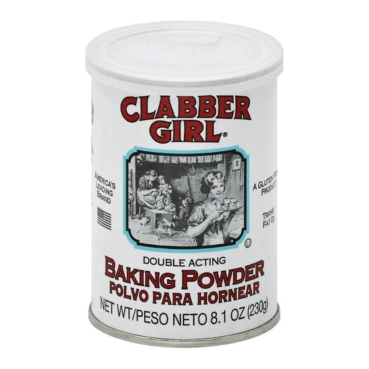 Chedraui: Polvo para hornear Clabber Girl