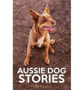 Amazon: Libro Aussie Dog Stories (inglés) a 15¢