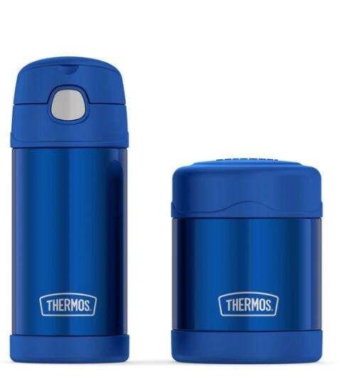 Costco - Thermos set de 2 termos azul