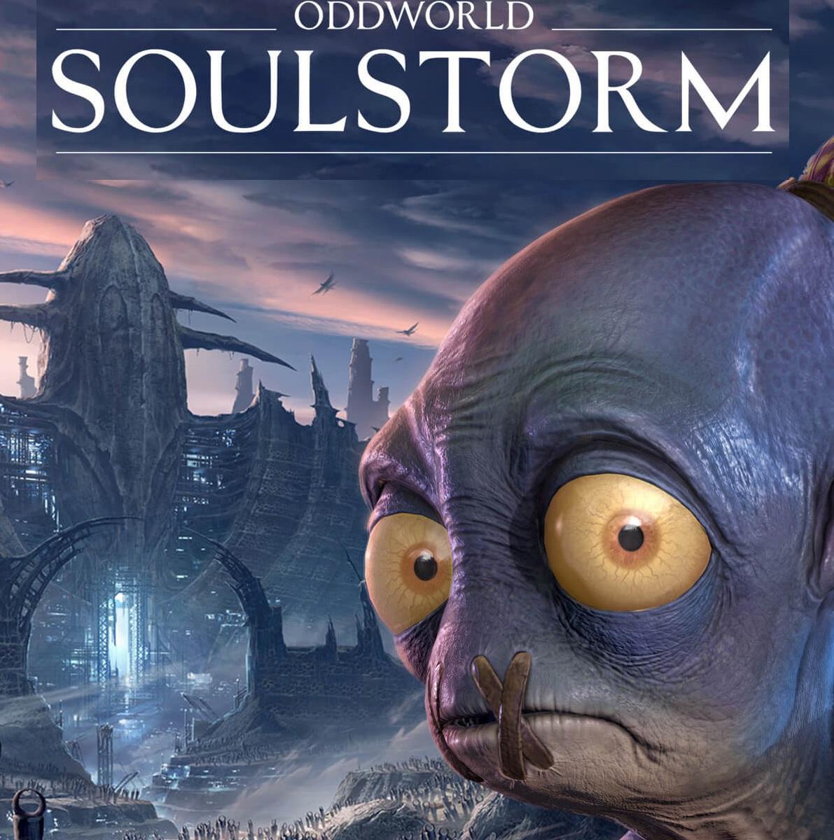 Oddworld: Soulstorm en PlayStation Plus el 6-04 [PS5]