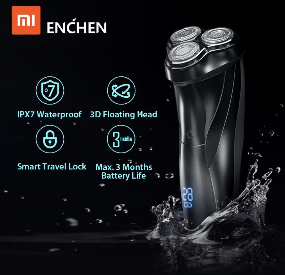 Linio: ENCHEN 3D Rasuradora eléctrica Xiaomi