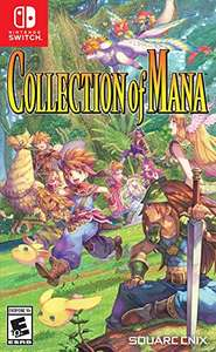 Amazon: Collection of Mana - Nintendo Switch