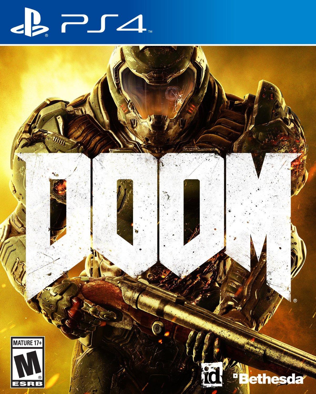 Amazon: Doom para PS4 y Xbox One en oferta