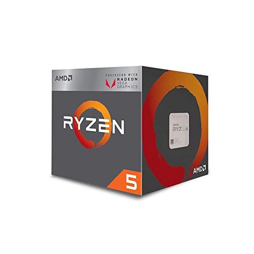 Amazon: Procesador AMD RYZEN 5 3400G 3.70Ghz 4 Cores Socket AM4