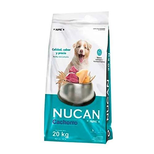 Amazon - Nucan 20kgs alimento para cachorro byNupec