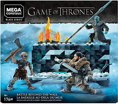 Amazon: Megaconstrux Game of Thrones Batalla en el Muro