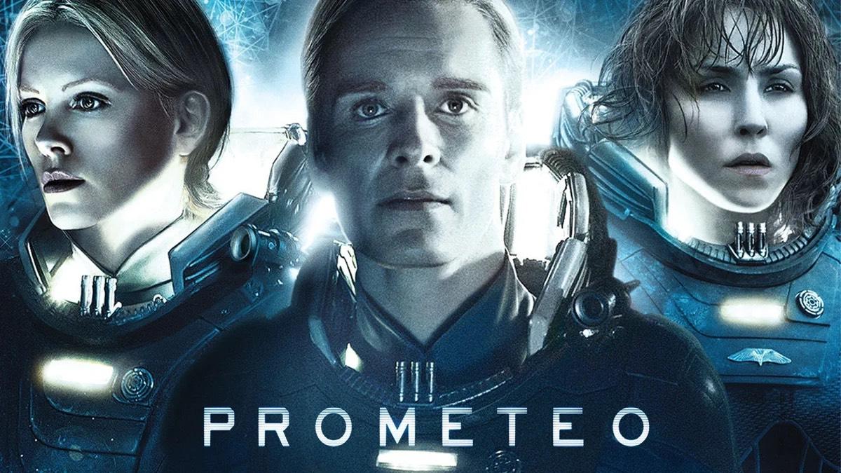 iTunes: Prometheus 4K