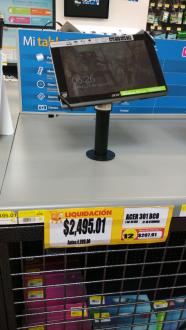 Walmart Torreón: laptop Acer Switch 10 en su ultima liquidación