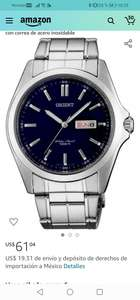 AMAZON USA : Reloj Orient FUG1H001D6