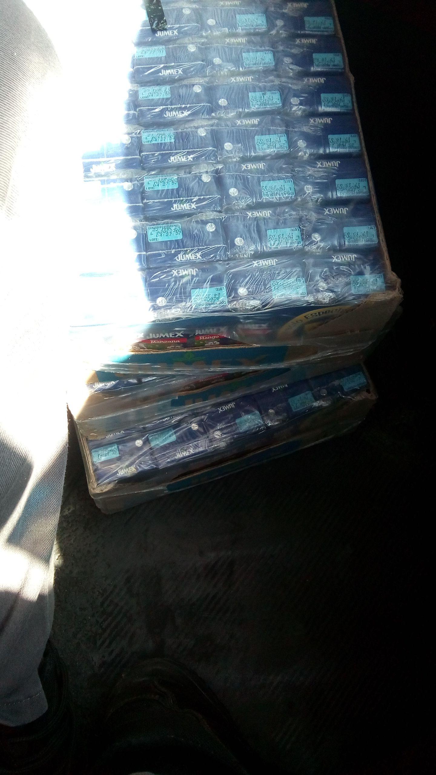 HEB Jumex 5 pack 125 ML