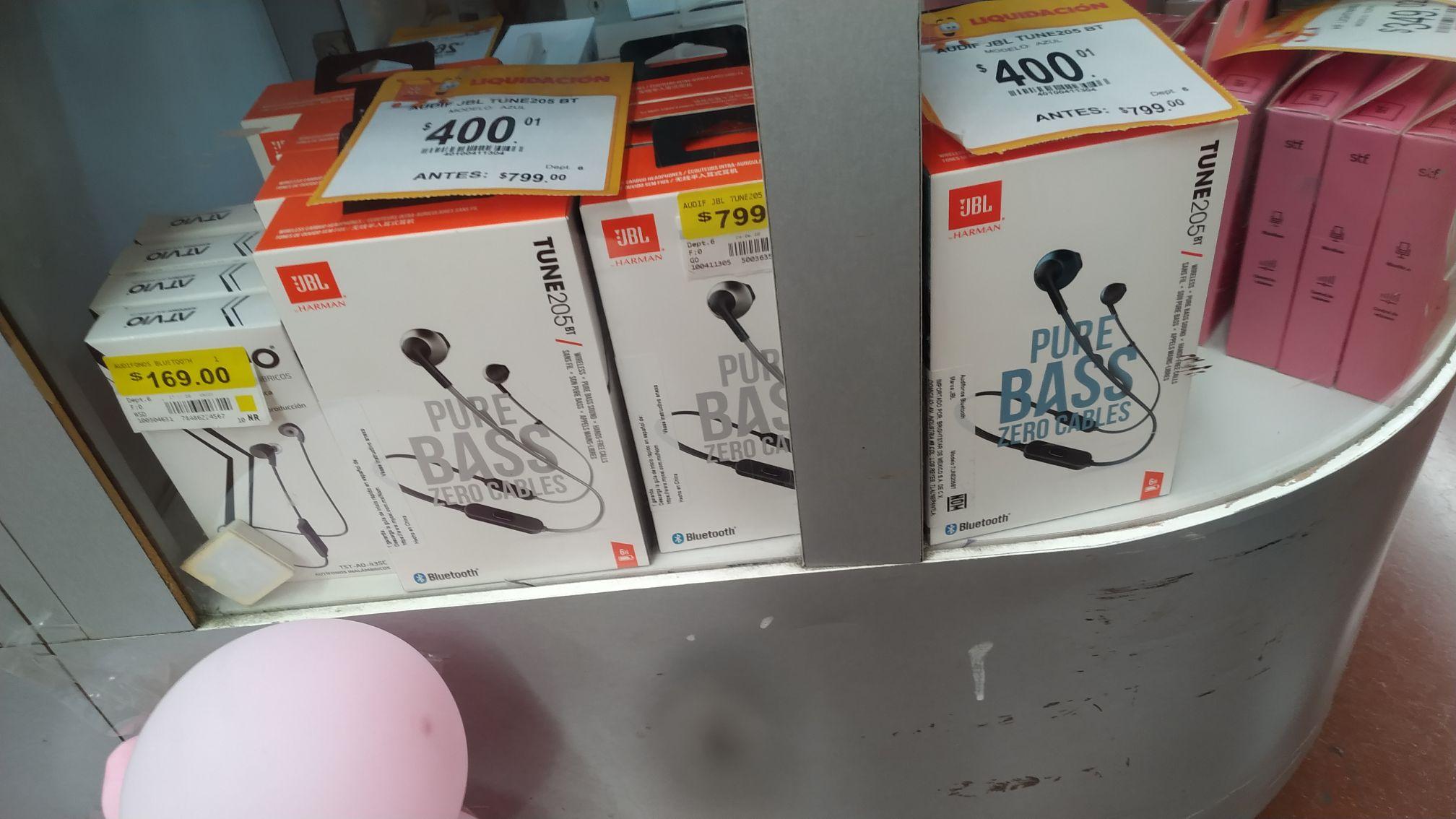 Walmart: Audífonos JBL