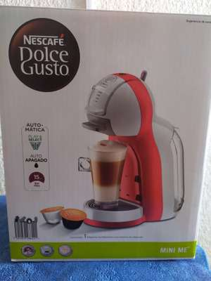 Walmart: Cafetera Dolce Gusto