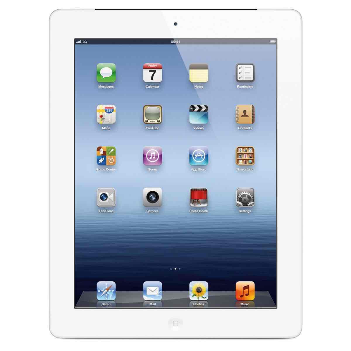 Claro Shop: iPad 4 Generación 64 gb
