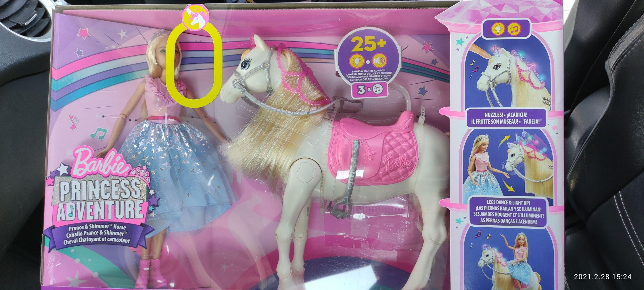 Chedraui - Barbie Princess Adventure