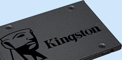 PCEL: Unidad de Estado Sólido SSD Kingston A400 de 120 GB