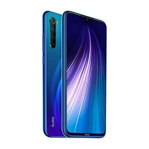 "Amazon: Xiaomi Redmi Note 8 (4gb 64gb) 6.3"" Neptune Blue"