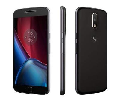 Elektra: Motorola G4 Plus Desbloqueado - Negro