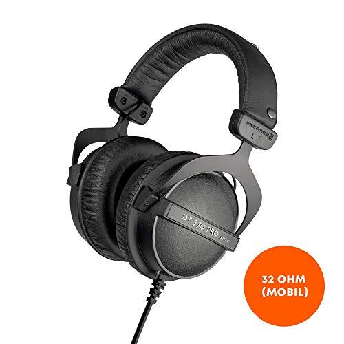 Amazon: Beyerdynamic DT 770 PRO 32 Ohm