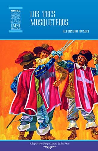 Amazon Kindle (gratis) LOS TRES MOSQUETEROS: ILUSTRADO de Alejandro Dumas