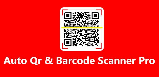 Google Play: Auto QR & Barcode Scanner PRO