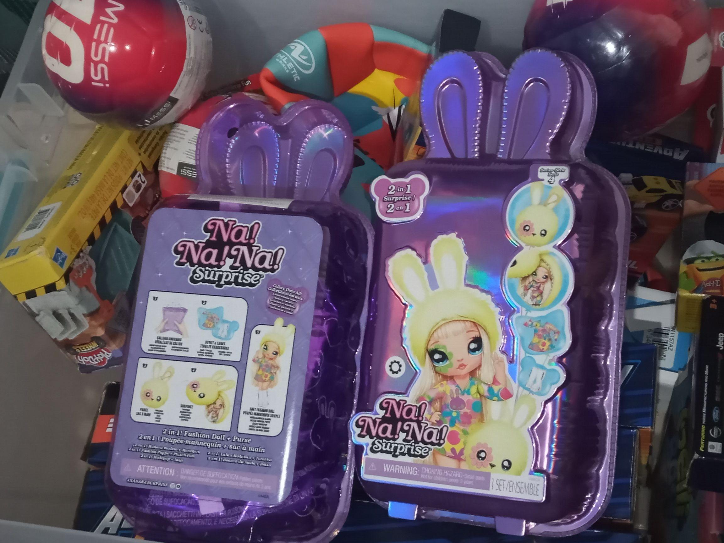 Muñecas Na Na Na en Walmart