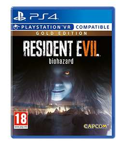 Amazon: Resident evil 7 Gold edition PS4