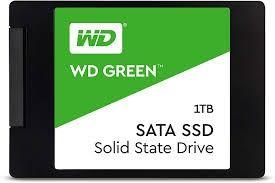 "CyberPuerta: SSD Western Digital WD Green, 1TB, Serial SATA III, 2.5"""