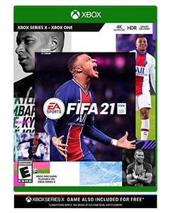 FIFA 21 – Xbox One & Xbox Series X - Standard Edition - Amazon