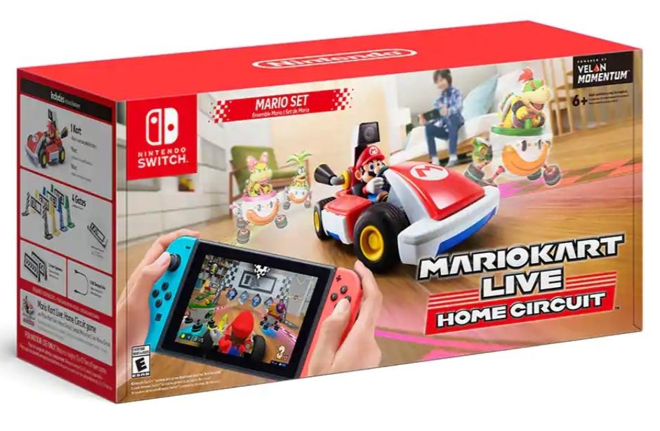 Liverpool: Mario Kart Live: Home Circuit (Mario o Luigi) - Nintendo Switch