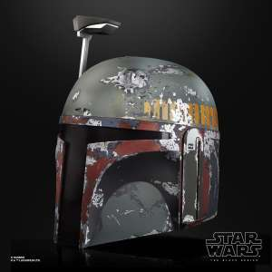 JuguetubiciCollectors Casco Electrónico Star Wars The Black Series Boba Fett