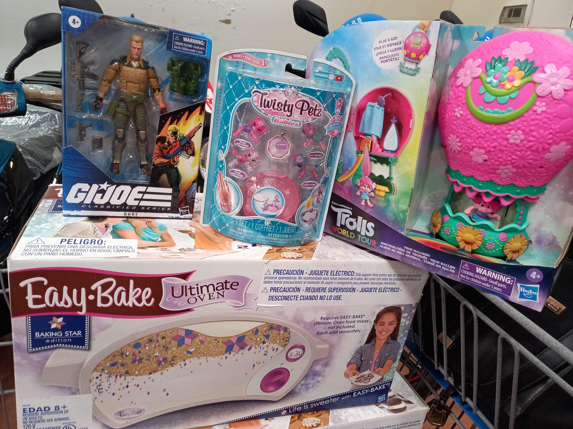Walmart liquidación juguetes .01