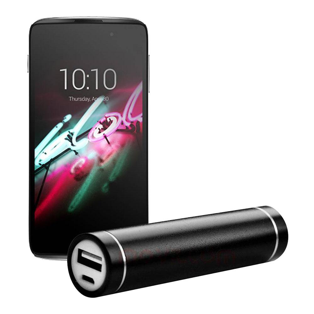 Walmart: Smartphone Alcatel Idol 3 16 GB Plateado Desbloqueado + Batería Portátil HG Global Recargable 2200 mAh